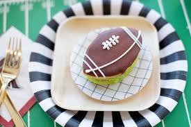 kara u0027s party ideas superbowl sunyay football party kara u0027s party