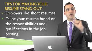 Job Resume Search by 2 20 How To Make Your Resume Stand Out Create An Expert