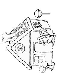 the coloring pages depicting various forms of houses are