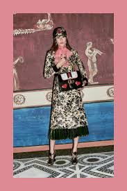 gucci fall 2017 ready to wear collection vogue