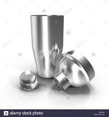 martini shaker vector drink shiny chrome ice stock photos u0026 drink shiny chrome ice stock