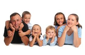 happiest parents have four or more kids study says parents