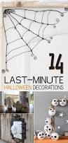 last minute halloween decorations halloween home decor when should