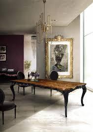 dining tables wooden modern modern wood dining tables rotsen furniture single slab modern