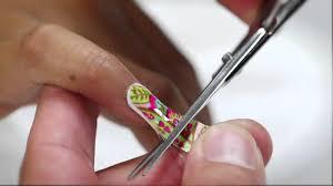 nail art lesson 1 unique silk wraps youtube