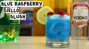 blue raspberry margarita blue raspberry jello slush youtube