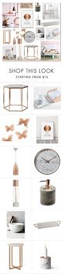 interior design home accessories copper finishes by caitlin1d23 07 10 liked on polyvore