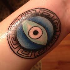 evil eye tattoo evil eye tattoo future tattoos pinterest