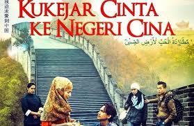 judul film layar lebar eriska rein kukejar cinta ke negeri cina rilis poster romantis adipati dolken