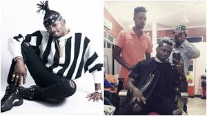 diamond platnumz diamond platnumz explains why he chopped off his dreadlocks
