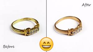 how to clean gold jewelry with toothpaste simple hacks