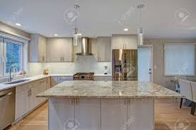 are white quartz countertops in style lovely kitchen room interior features ivory cabinets accented