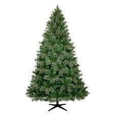 7 5ft unlit artificial tree virginia pine wondershop