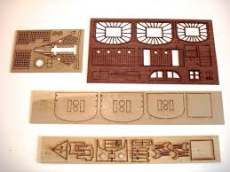 Free Wooden Model Ship Building Plans by