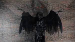 ebay halloween props angel of death animated halloween prop haunted house animatronic