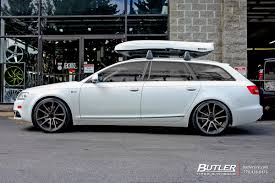 lexus rotiform audi a6 with 20in rotiform spf wheels exclusively from butler