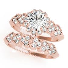 heart bridal rings images Heart engagement rings from mdc diamonds nyc JPG