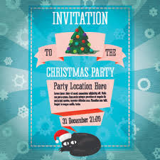 free birthday party invitation template free vector download