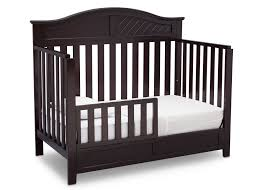 Crib That Converts To Bed by Bennington Elite Curved 4 In 1 Crib Delta Children U0027s Products