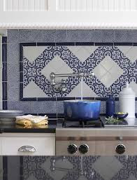 blue and white backsplash tiles zyouhoukan net