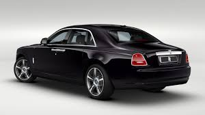 rolls royce door 2014 rolls royce ghost v spec adds power dark glamour to swb and