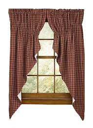 Rooster Swag Curtains by Shop Amazon Com Window Swags