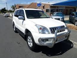 land cruiser prado prado vx 3 0 tdi a t specifications