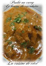 la cuisine de djouza poulet au curry et beurre de cacahuètes la cuisine de cécé