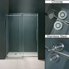 24 Frameless Shower Door Update The Look Of Your Bathroom Shower Stall With These