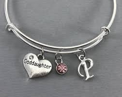 Goddaughter Charm Gift For Goddaughter