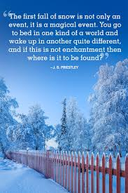 18 best winter quotes snow quotes you ll