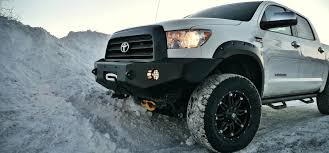 Wheel And Tire Package Deals Tackle Winter Weather With 4x4 Rims Wheelfire