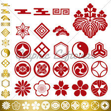 Japanese Traditional Elements Set · GL Stock Images