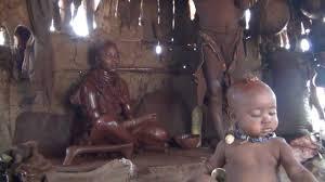 hamer tribe family near turmi