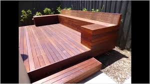 how to build deck bench seating how to build a timber deck with a bench seat of how to build a
