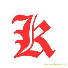 printable gothic alphabet letters for alphabet letters org