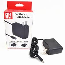 travel charger images Travel charger adapter ac power supply for nintendo switch ns jpg