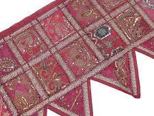 handmade window treatments cotton blend embroidered curtains drapes u0026 valances ebay