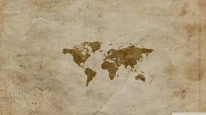 World Map Wallpaper Vintage World Map Hd Desktop Wallpaper High Definition