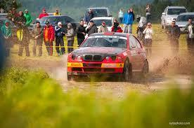 bmw rally m samsonas su europos ralio čempionato dalyviais varžysis savo