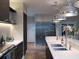 modern kitchen white cabinets modern kitchen island light fixtures absolute cream granite with