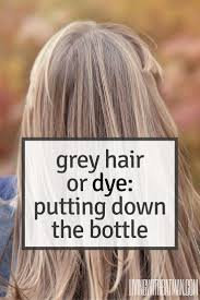 putting silver on brown hair hair do or dye embracing change and putting down the bottle grey