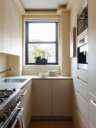cuisine petit espace design cuisine en u ouverte pour tout espace 60 photos et conseils cuisine