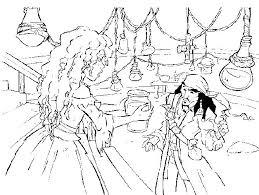 jeux de coloriage ã dessiner pirate des caraibes
