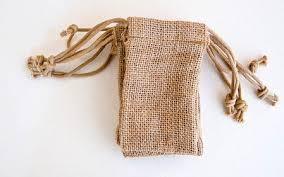 small burlap bags 25 small burlap wedding favor bags quantity 25 3x5 burlap