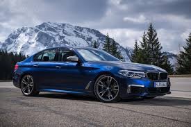 2018 bmw m550i is one of road u0026 track u0027s sleepers