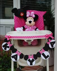 mickey mouse chair covers my sweet celebrations minnie mouse 1st birthday