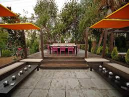 Our Favorite Outdoor Rooms - at home outside hgtv