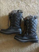 sorel tofino womens boots size 9 womens sorel boots 9 ebay