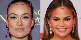 oblong face low hairline how to contour for your face shape best way to use contouring
